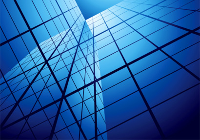 glass commercial property