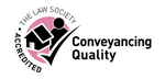 Conveyancing quality accredited logo