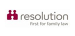 resolution first for family law logo